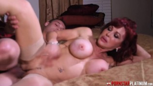 PORNSTARPLATINUM Hot Mom Fucks Young Stud