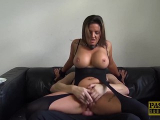 PASCALSSUBSLUTS – Busty Sienna Hudson Submits to BDSM Banged