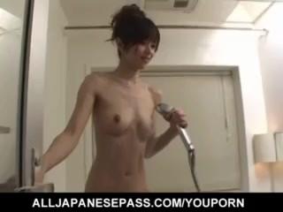 Cute Aimi Make gives a fantastic blowjob! - More at hotajp.com