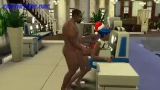 PC Sex Game 5hr swinger fuckathon kamasutra group sex mod wicked whims 004.avi