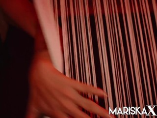 MARISKAX Orgy with Mariska and her friends - Part 2