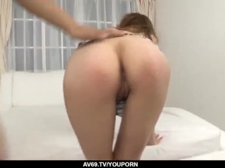Rika Aina devours several cocks in amazing xxx show - More at 69avs.com