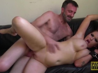 PASCALSSUBSLUTS – Red head Ashleigh DeVere Hammered by way of Pascal
