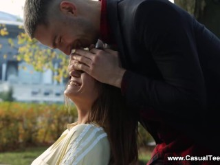 Casual Teen Sex - Lana Roy - Wow date and great casual fuck