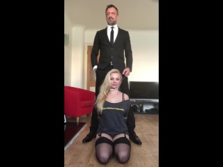 PASCALSSUBSLUTS - Busty UK Brooke Jameson Rough Fucked By Pascal
