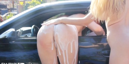 Cars Hentai Porn - Fantasyhd Two Girls Do Sex Car Wash Orgy Submit Hd - Free Porn Videos -  YouPorn