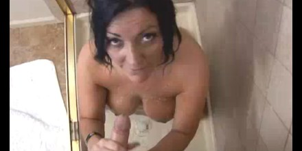 Mom Shower Blowjob - Step-son Notices His Step-mom Naked in the Shower - Free Porn Videos -  YouPorn
