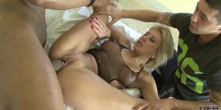 blonde wife black - Mature Blonde Wife Cheating on Husband With Black Man He Watches Them Fuck  - Free Porn Videos - YouPorn