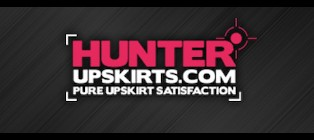 Hunter Upskirts