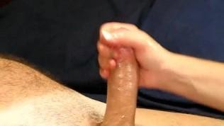 Amazingly Sexy Lube Handjob! PornZek.Com
