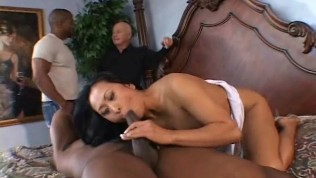 asian wife suck black - Mature Craves Young Cock Asian Wife Sucks Black Cock, Hubby Likes!