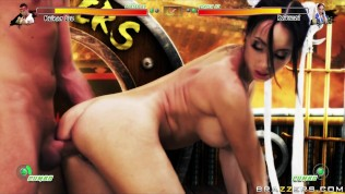 Katsuni Asian Video Game Fuck PornZek.Com
