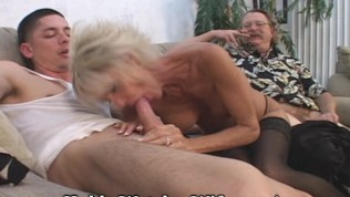Mature Takes Cum From Young Stud & Hubby PornZek.Com