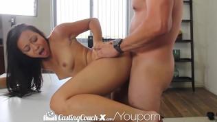 Hd-Castingcouch-x Beautiful Adrian Maya Auditions For Porn PornZek.Com