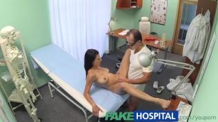 Fakehospital Doctor Convinces Patient To Have Office Sex PornZek.Com