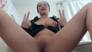 horny asian mistress - Hot Asian Mistress PornbabeTyra and her reward!