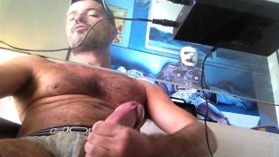 TIERY B. – ELECTRO PUMP – Masturbation – Hot sexy stud – Raw pumping – Solo male