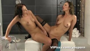 Best lesbian pee sites — img 9