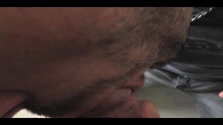 TIERY B. – TWO HOT PIGS 1 – Swallow precum thick-cum licking smelling sucking hairy raw french amateur