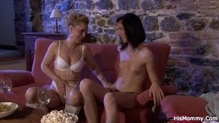 Milf Lesbian Seduces Her Son's Girl PornZek.Com