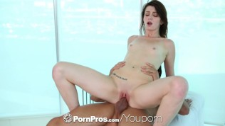 PornPros – Naveen Ora Gets Oiled Up For A Hot Massage
