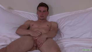 Active Duty Christian First Time Masturbating On Camera