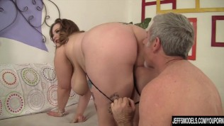 Big Tit Bbw Takes A Thick Cock PornZek.Com