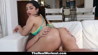 Teamskeet-Hot Cuban Babe Fucks Coach PornZek.Com