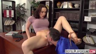 Digital Playground Trophy Wife Touchdown Chanel Preston Cheats On Husband