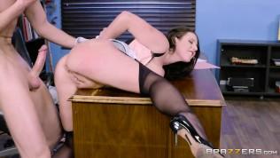 Angela The Office Slut-Brazzers PornZek.Com