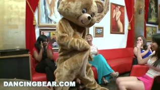 DANCINGBEAR – Big Dick Male Strippers Crashing the club! (db10903)