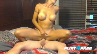 Horny Sexy Couple Squirts And Creampies For Webcam PornZek.Com