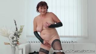 At 56 That Pussy Of Danja Still Has A Fair Amount Of Mileage Left PornZek.Com