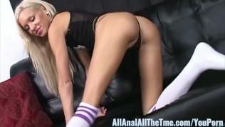 Petite Teen Kacey Jordan Gets Ass Fucked For First Time! PornZek.Com