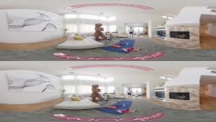 BRIDGETTE B SEXY MOM HAVING SEX WITH THE POOL BOY(VR)
