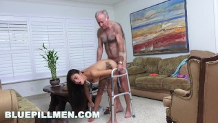 Hot mature women with young men