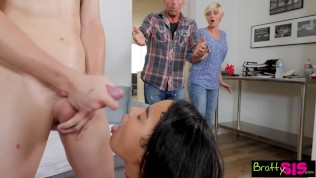 Bratty Sis-Step Brother And Sister Get Caught Fucking S3:E2