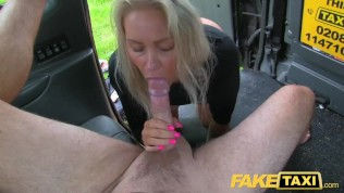 Fake Taxi Busty Sexy Blondes Tight Holes Stretched And Fucked In Cab