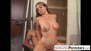 Holly West gets fucked on site
