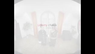 VirtualRealPorn.com – Lick my chakra