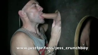 Jess fucked by DADDY bareback