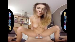 SexBabesVR - 180 VR Porn - Lingering For Attention with Vanessa Decker