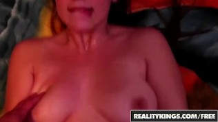 Reality Kings - Samantha Marie - Home made sex tape