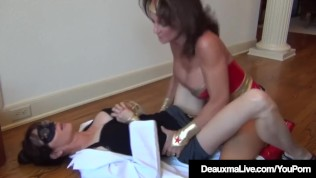Dynamic cougar deauxma fucks sexy scientist dr focker - 1 part 9