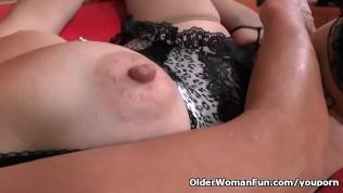 Latina Housemilf Karina Dildos Her Hairy Cunt PornZek.Com
