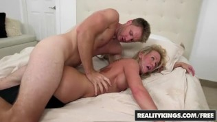 Reality Kings-Horny Blonde Milf Simone Sonay Takes Some Younger Cock PornZek.Com