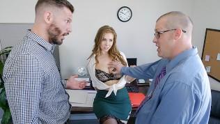 Teamskeet-Coworker Fucks Lena Paul PornZek.Com