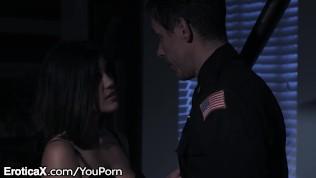Eroticax Mr. Officer Please Keep My Asian Teen Pussy Safe! PornZek.Com