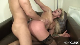 Stepson Cums To Her Mom's Tea Cup! PornZek.Com