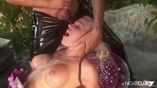 Fairy enjoys threesome sex